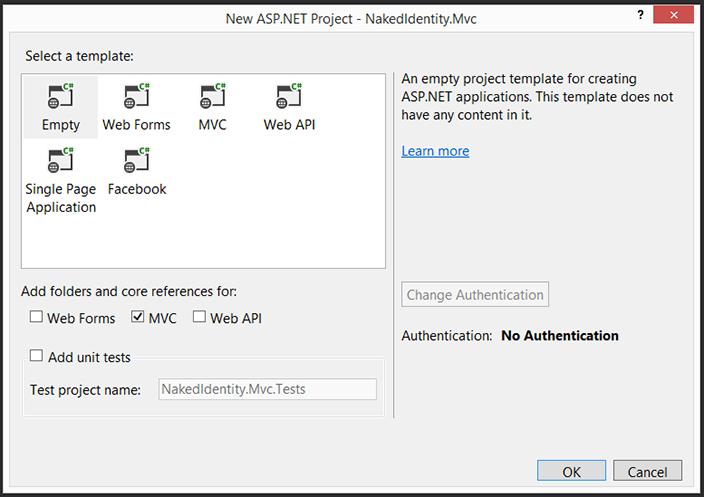 ASP NET Identity Stripped Bare - MVC Part 1 - Ben Foster