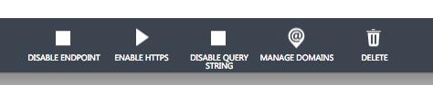 Enabling HTTPS on Azure CDN