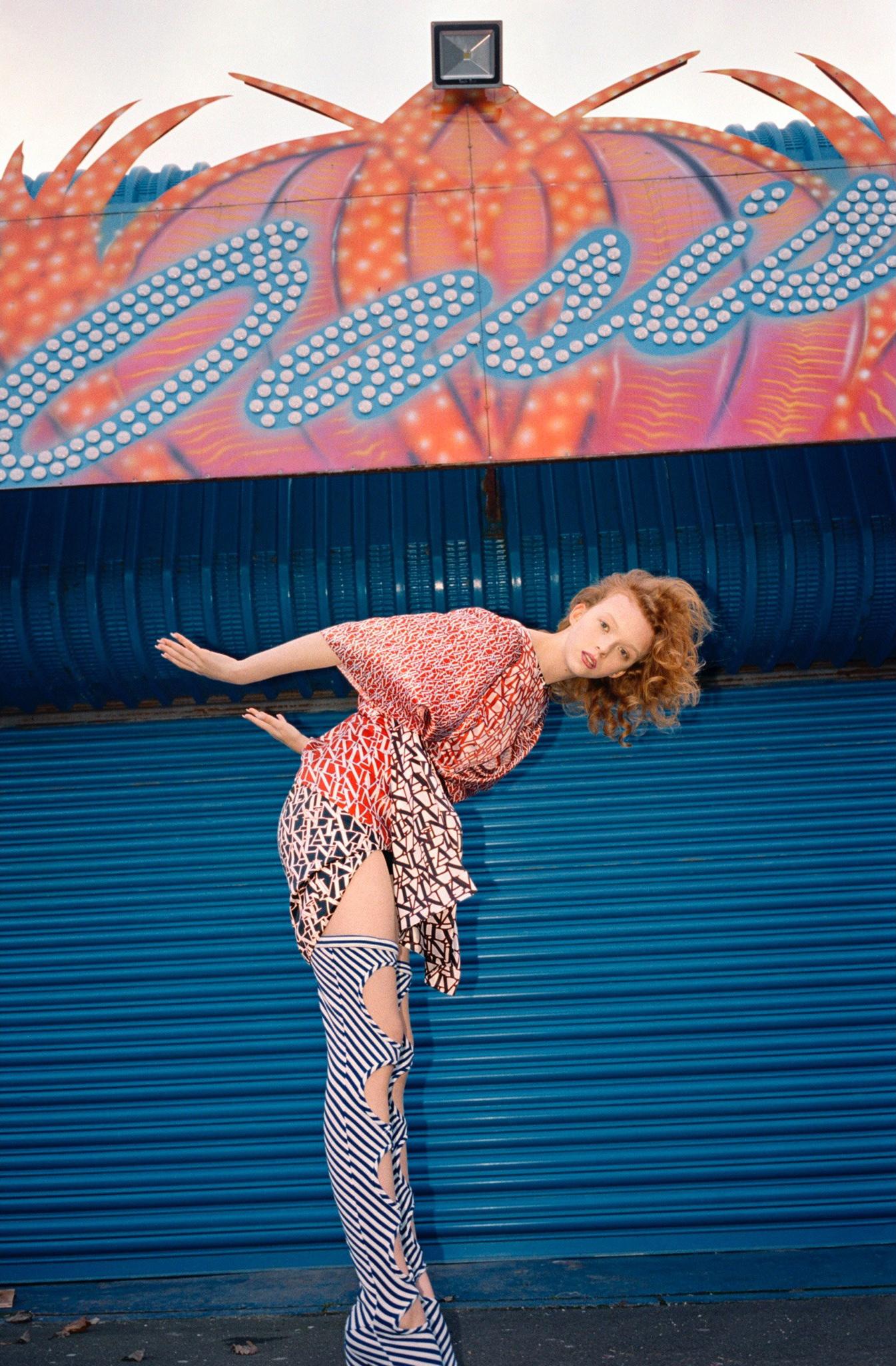 Ash K Halliburton - Vogue Japan   Lilyland