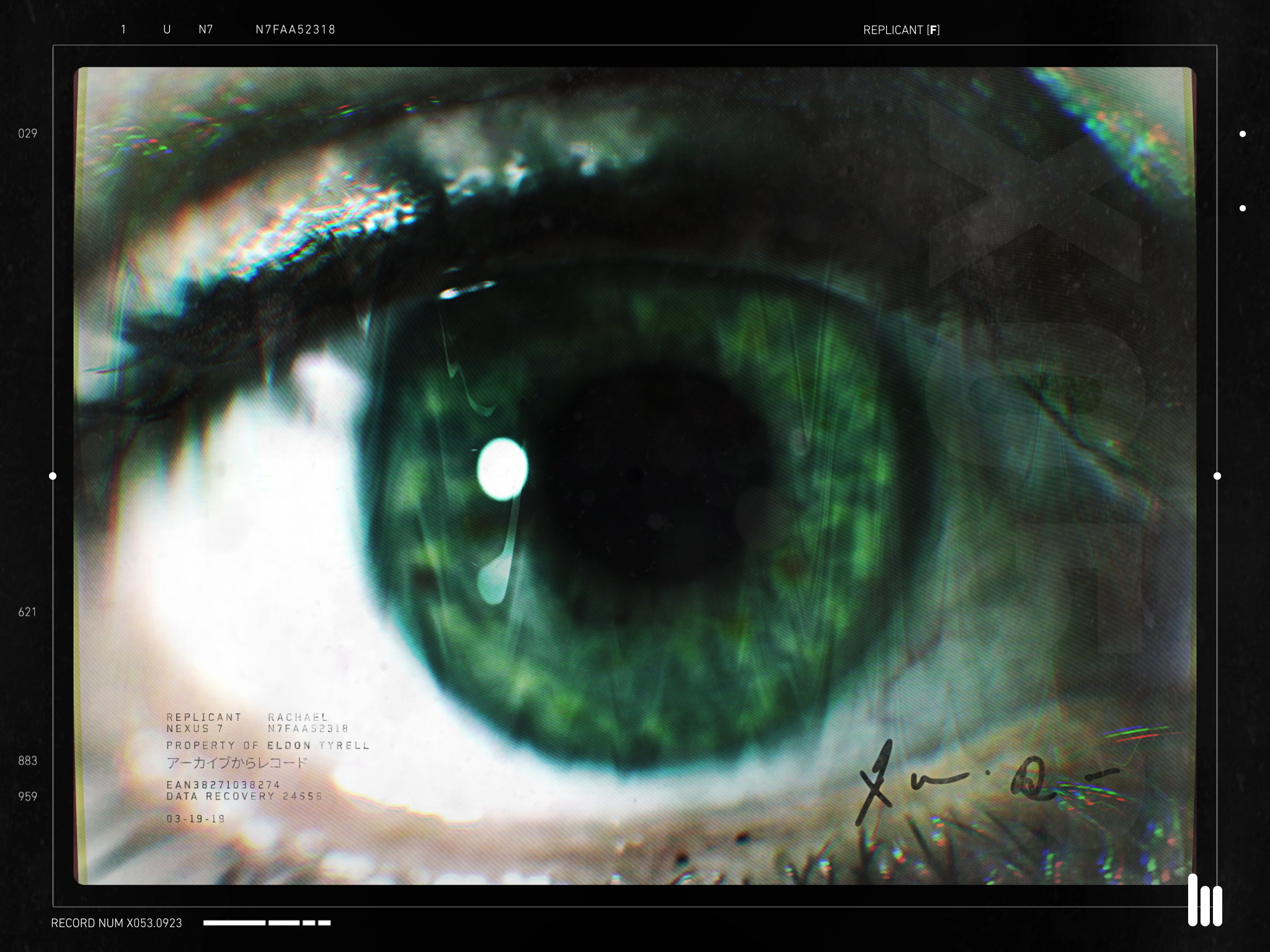 Blade Runner 2049 concept art – Territory Studio
