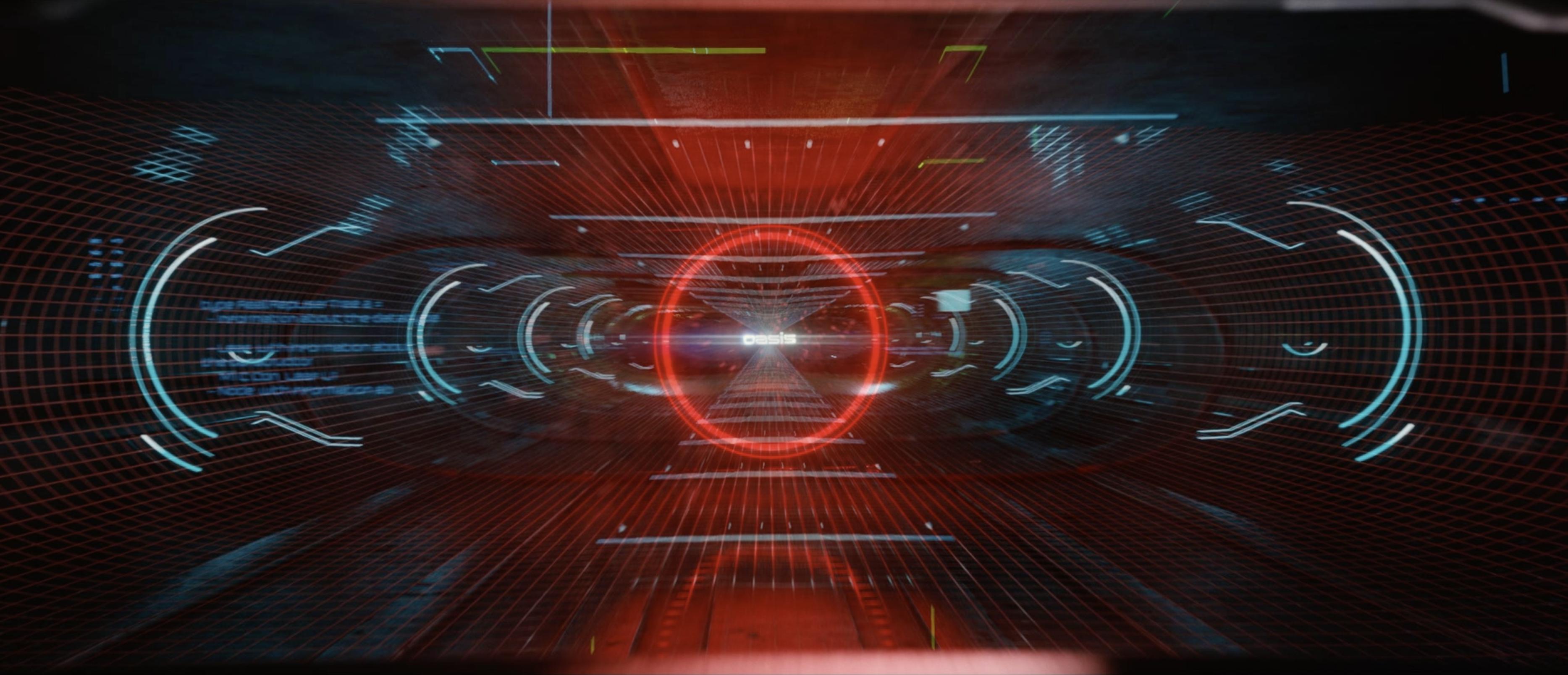 Ready Player One concept art – Territory Studio